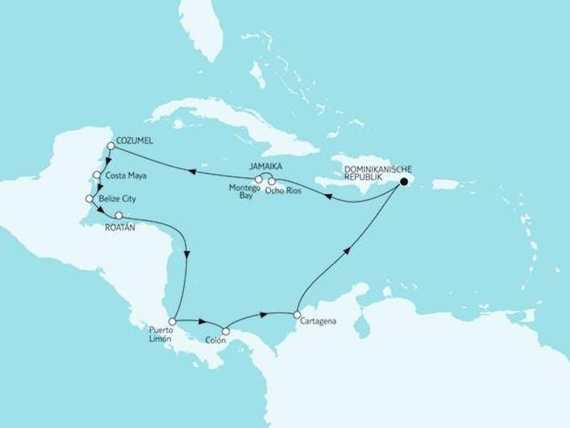 Mittelamerika I