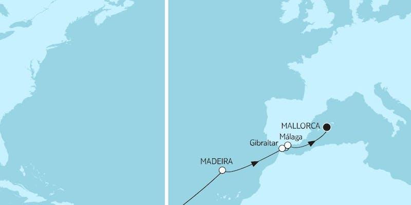 Barbados bis Mallorca II