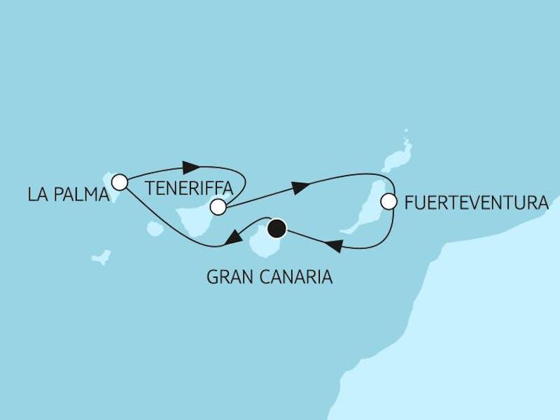 Blaue Reise - Kanarische Inseln 2